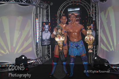 DGUSA 11/12/11 - Arik Cannon & Sami Callihan vs Ricochet & Cima