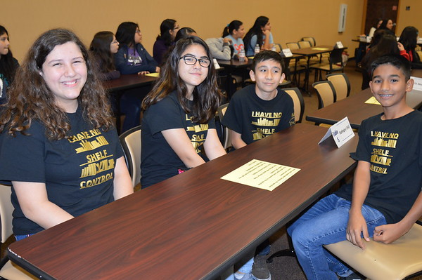 Battle of the Books Regionals 2/20/2020