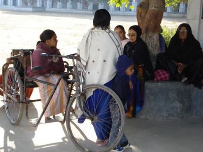 Dwarka Medical  Camp