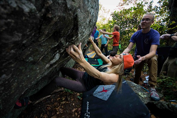 2017 Triple Crown Bouldering Series