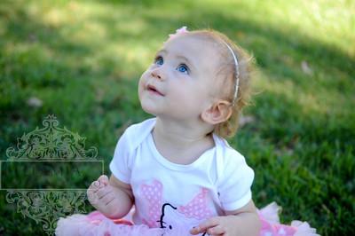 Kristen BABY 1 year