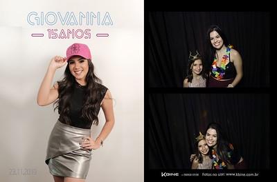 Giovanna 15 anos - Galli 23.11.2019