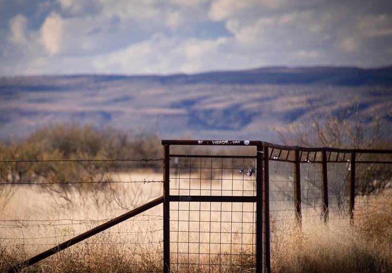 Fenced 1