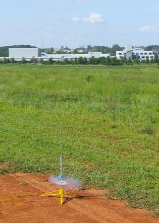 Flying Rockets