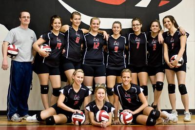2008 - Senior Girls Volleyball