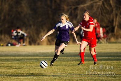 CCS Girls Soccer at Chickasha Tournament, February 20
