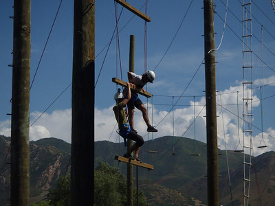 HONORS ROPES COURSE 2013