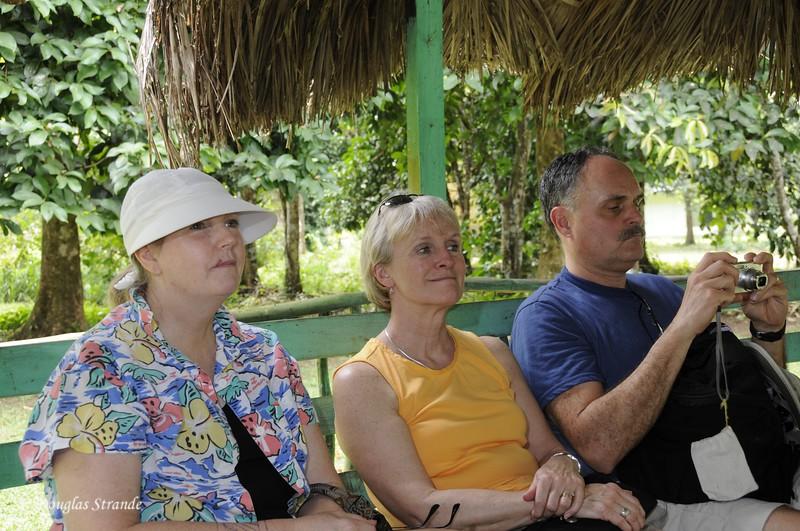 Cano Negro: Linda, Joan, Glen