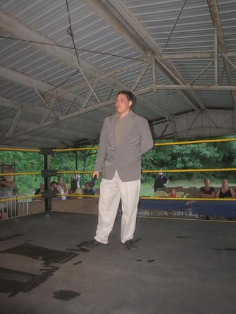 New World Wrestling Extreme Summer Sizzler July 21, 2012