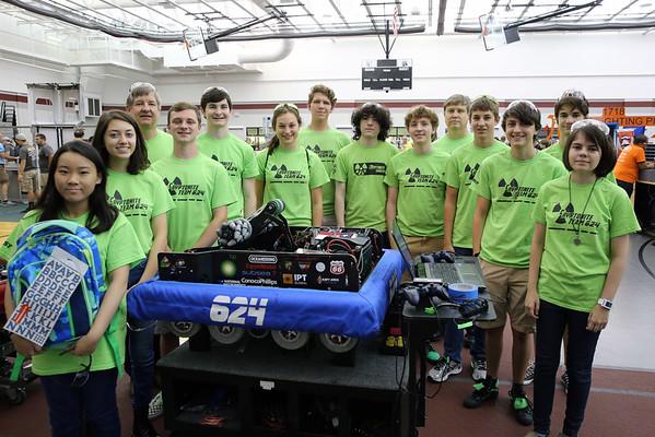Indiana Robotics Invitational July 2016