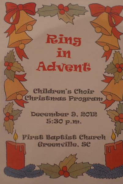 Children's Christmas Music 2012