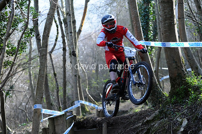 Okeford Hill MTB DH 2016 Opener