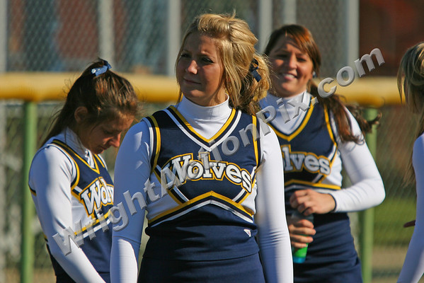 2008 11 01 Varsity Cheer
