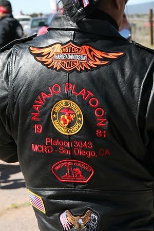 Navajo/Hopi Honor Riders
