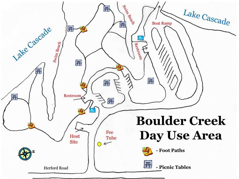 Lake Cascade State Park (Boulder Creek Day Use Area)