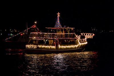 Christmas at Bowens Wharf - 6 December 2008