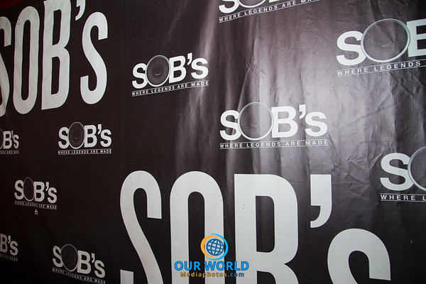 Sol Village R&B Stage show at SOB's