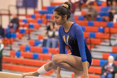 Gymnastics: Loudoun County at Glory Days 1.7.2017 (By Jeff Scudder)