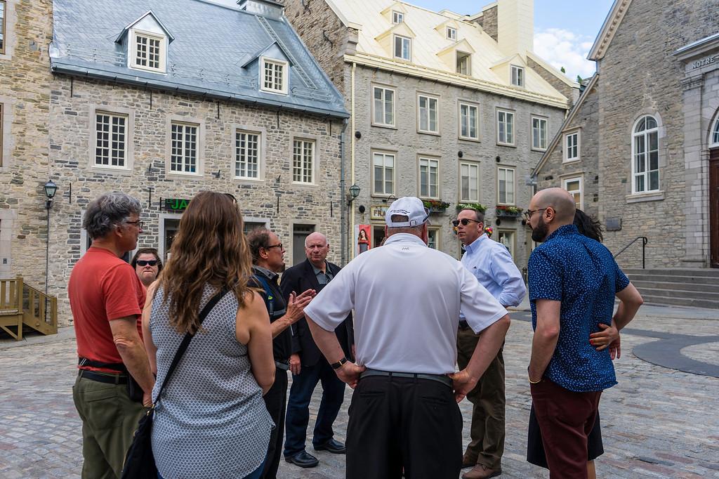Place-Royale, Quebec City