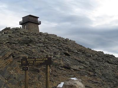 Squaw Peak Nov '12