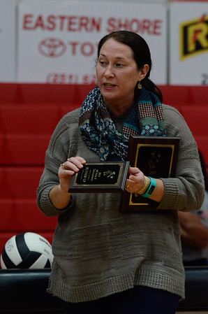 Volleyball - Area Championship
