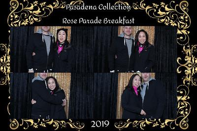 Pasadena Collection Annual Rose Parade Breakfast 2019