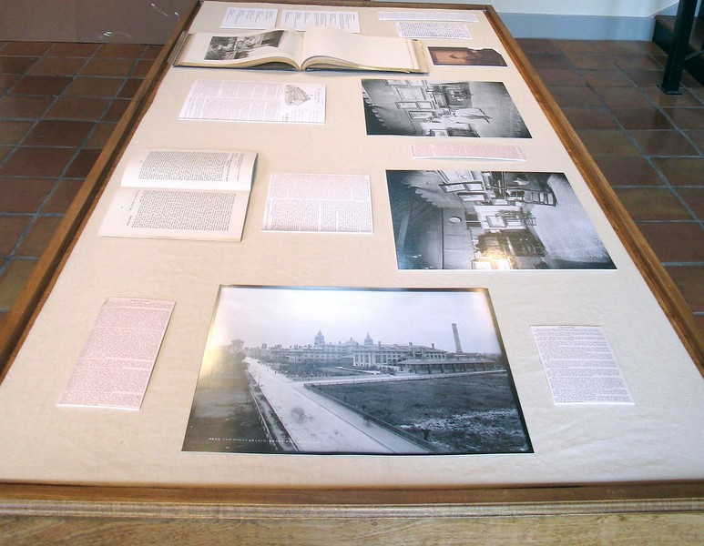 Planning and Painting in Paradise: The Art and Architecture of the Hotel Ponce de Leon, January 2013, Installation View