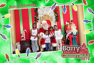 Barry Special Christmas 2019