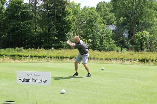 Celebrity Golf 2020