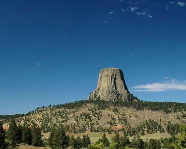 Montana, South Dakota and Wyoming
