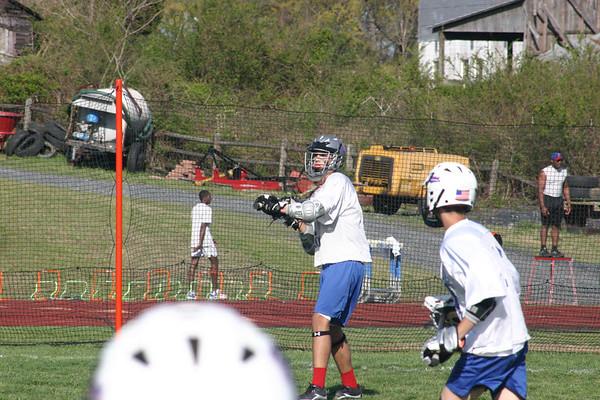 3rd Lacrosse Game