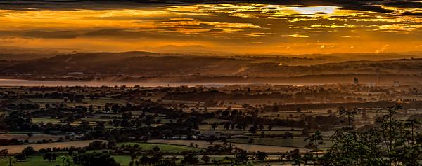Landscapes Sunsets