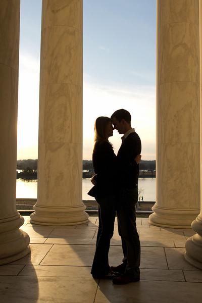 Jenny and Kenton Engaged!