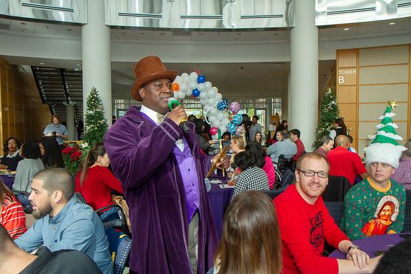 2018 People & Operations Holiday Celebration