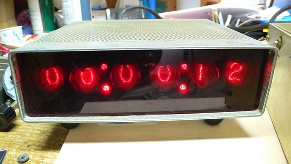 Nixity Tube Clock