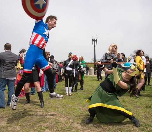 conventions and cosplay