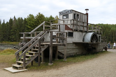 Algonquin Logging Museum - 18 September 2019