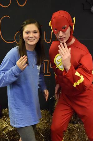 2014 BSU Halloween Costume Contest