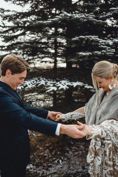 Requiem Images - Luxury Boho Winter Mountain Intimate Wedding - Seven Springs - Laurel Highlands - Blake Holly -550.jpg