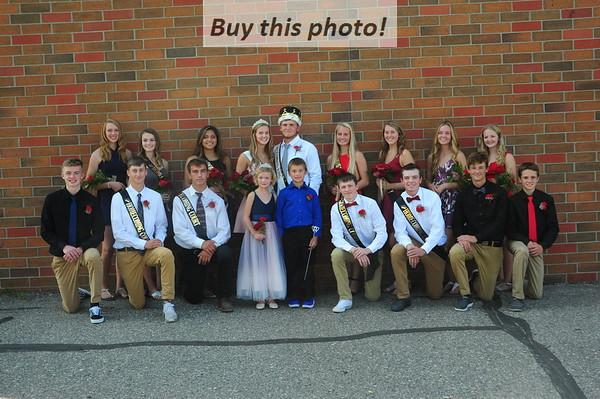 BBE Homecoming coronation 09-22