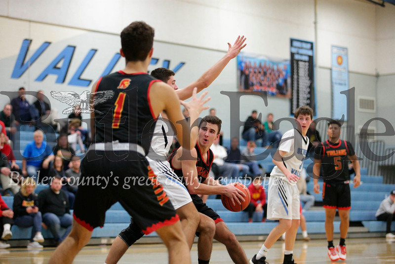 Seneca Valley vs North Catholic Basketball