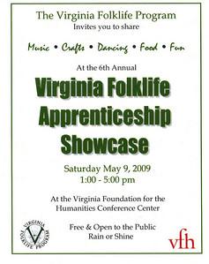 2009 05-09 VFH Program