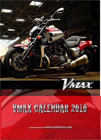 Vmax Calendar 2010