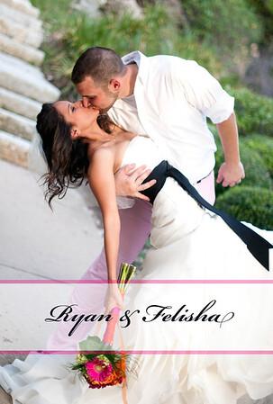 Felisha and Ryan Book
