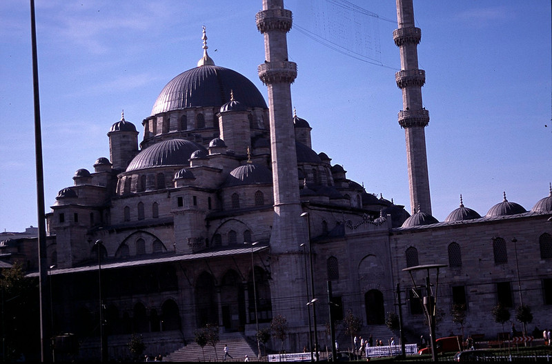 Mosque of Suleyman the Magnificant