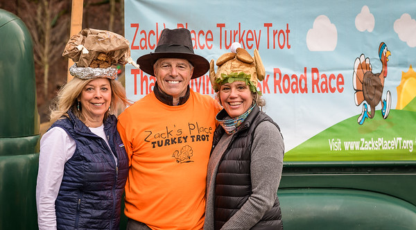 2019 Zack's Place Turkey Trot - Woodstock, VT