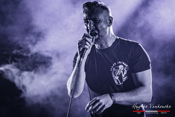 CARNEIA (BEL) @ Headbanger's Balls Fest 2019 - CC De Leest - Izegem - Belgium/Bélgcia