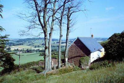 Lower Roddon, Wiveliscombe, Som. 1976