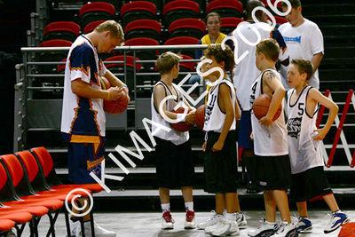 Razorbacks Vs Kings 28-1-06 Pre Game -  U/12 Metro