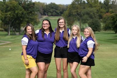 Laker Girls Golf 2020